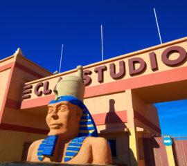 DWP3BA CLA Film Studios, Quarzazate, Morocco, North Africa