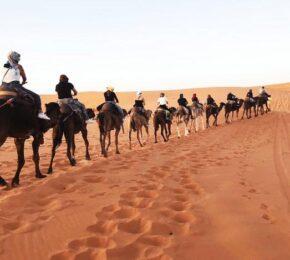 Viaggio nel deserto di 2 giorni da Marrakech al deserto di Merzouga