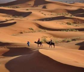Marrakech al deserto di Merzouga 3 giorni