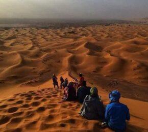 Tour di 2 giorni da Marrakech a fes con le dune di Erg Chebbi
